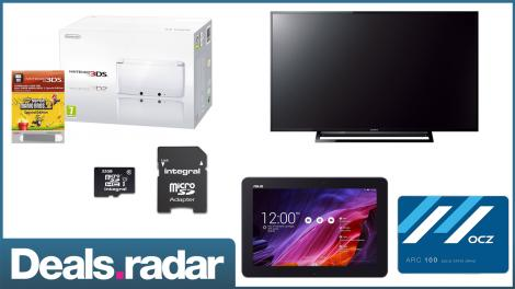 DealsRadar: DealsRadar: Nintendo 3DS, Android tablet, TV and more!