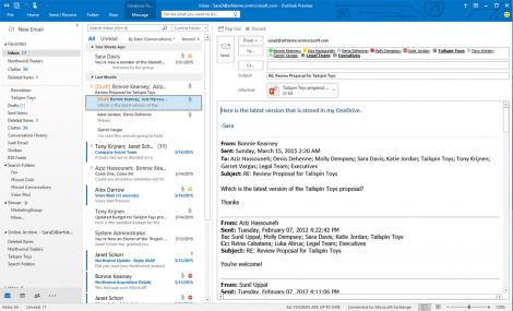 Free Office 2016 preview is now open to the public