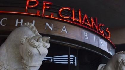 PF Chang's entrance