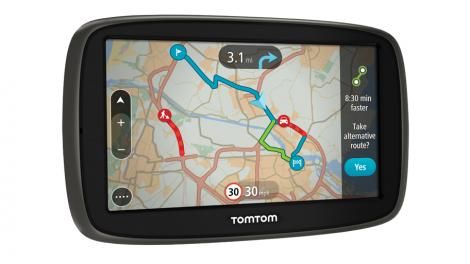Review: TomTom Go 50