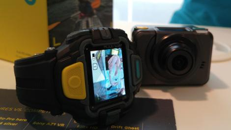Hands-on review: EE 4GEE Action Camera