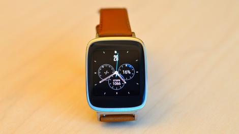Review: Updated: Asus ZenWatch