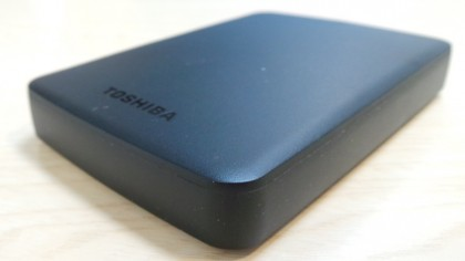 Toshiba 3TB Canvio angle