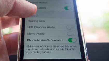 iOS features for hearing impaired individuals below