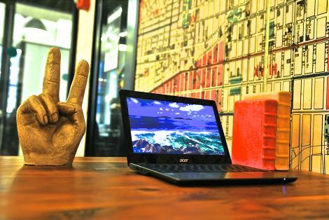 Review: Acer Chromebook C740 review