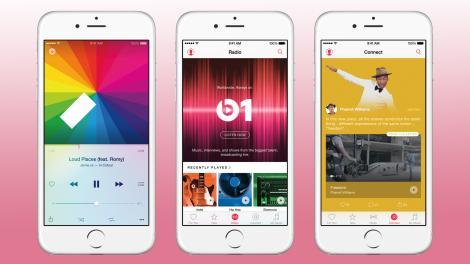 Apple Music's arrival hasn't opened Pandora's box