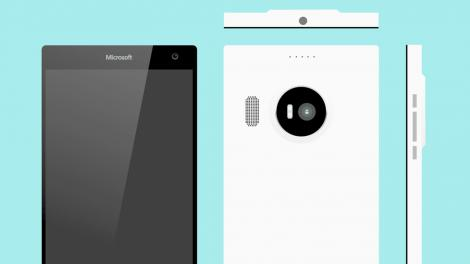 The first flagship Windows 10 phones might have iris scanners