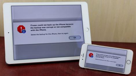 How to backup your iPhone and iPad to save your iOS data