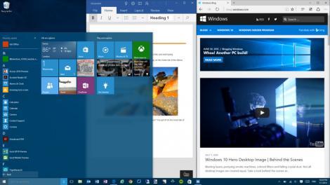 OS showdown: Windows 10 vs Windows 8.1 vs Windows 7