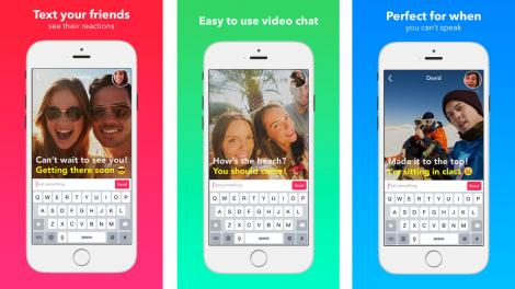 Yahoo released a video message app, but not everyone can use it