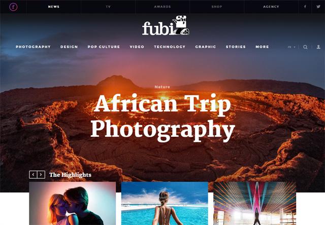 Fubiz Media News