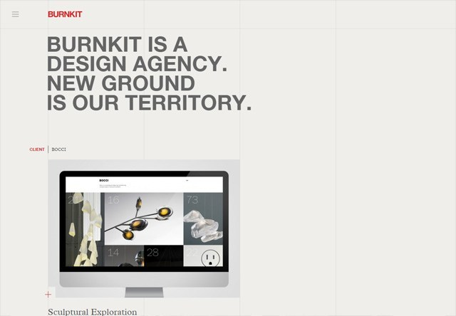 Design agency: Burnkit
