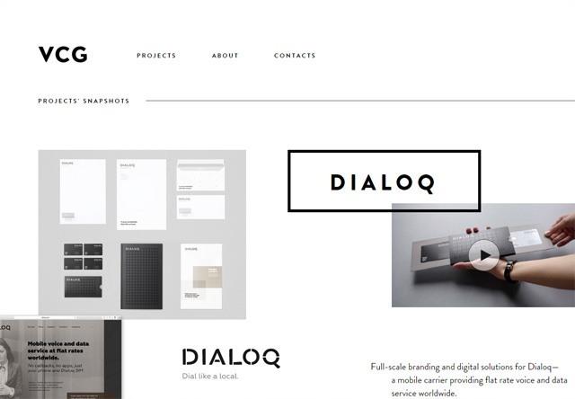 Design agency: VCG
