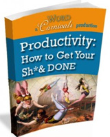 Book cover of Productivity: How to Get Your S*!% Done