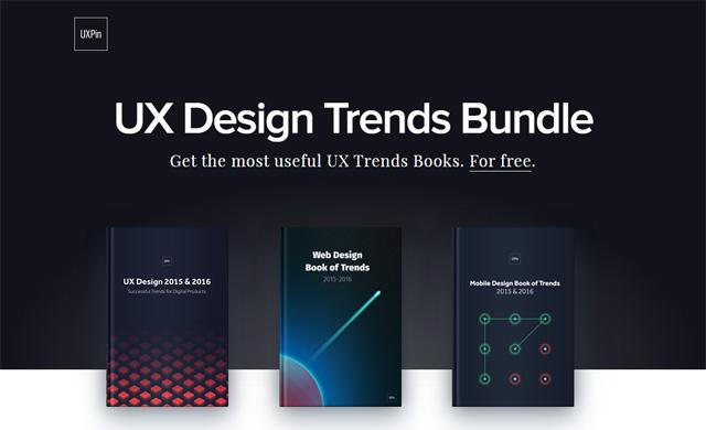 UX Design Trends Bundle