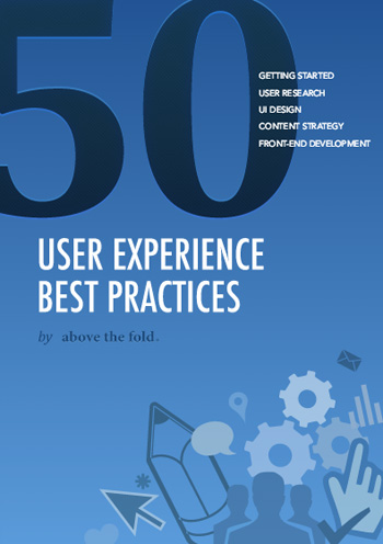 50 User Experience Best Practices
