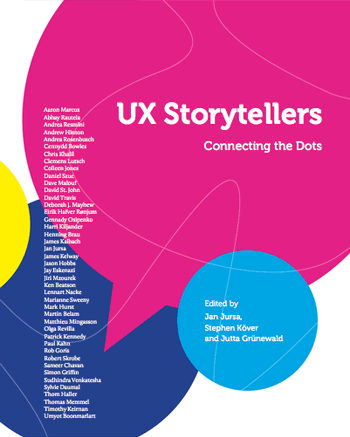UX Storytellers: Connecting the Dots