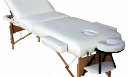 Massageliege [TecTake Massageliege Premium]
