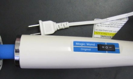 Das bekannte Power-Toy [Hitachi Magic Wand]
