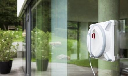 Der Fensterputzer [Fensterreinigungsroboter von Ecovacs (1 von 5)]