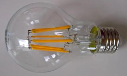 Eine echte Leuchte [LED's von LED-Factory (5 von 5)]