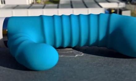 Blau, Blau, Blau ist mein Vibrator [Vibrator von MOQQA (5 von 5)]