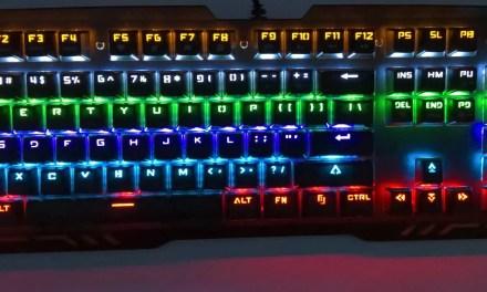 Die beinah perfekte Tastatur [Gaming-Tastatur von Echtpower (2,5 von 5)