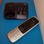 Ein Telefon mit Bedienkomfort [Telefon Gigaset C430A (5 von 5)]