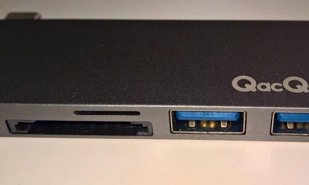 Der edel Hub [USB-C Adapter von QacQoc (5 von 5)]