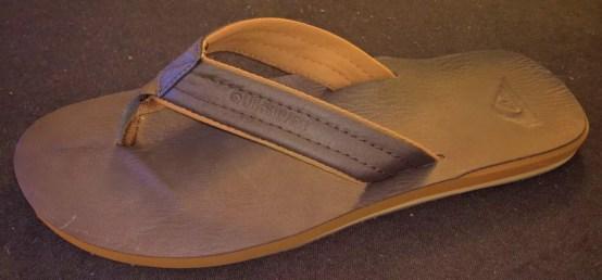 Edle Flip Flops? [Flip Flops von Quicksilver (3,5 von 5)] im Produkttest