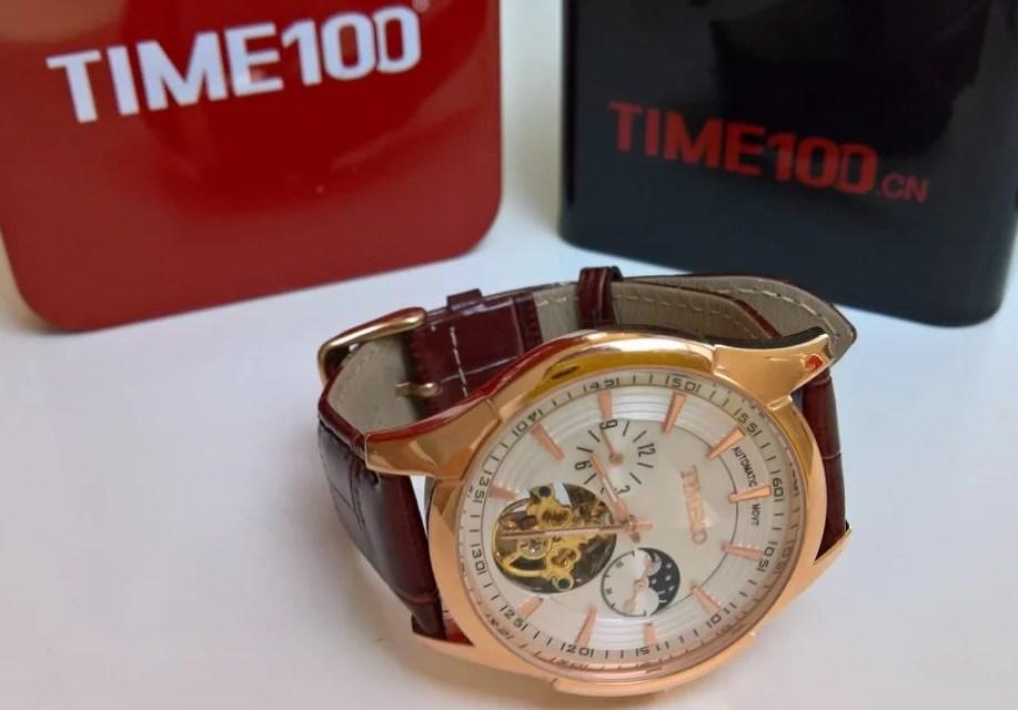 Automatisch [Armbanduhr von Time100 (5 von 5)]