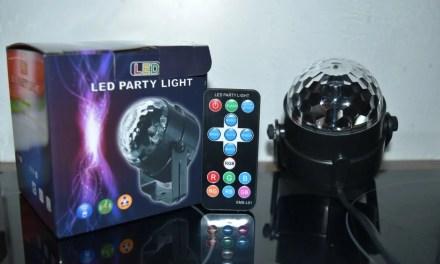 bunte Lichter  [Partylicht von Gvoo (4 von 5)]