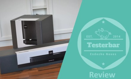 Soundbar Bose 500 im Test