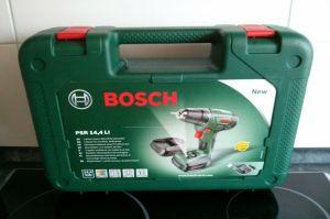 Bosch Akkubohrschrauber