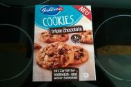 Bahlsen Cookies Triple Chocolate