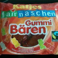 Katjes FairNaschen Gummi Bären