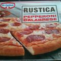 Dr. Oetker Rustica Pepperoni Calabrese 4