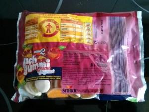 Nimm 2 Lachgummi Frucht & Joghurt Rückseite