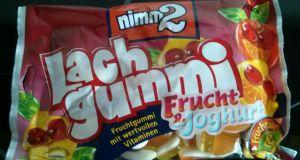 Nimm 2 Lachgummi Frucht & Joghurt 4