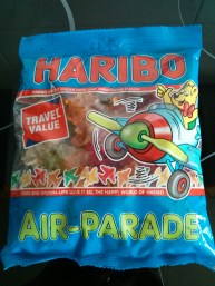 Haribo Air-Parade