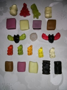 HARIBO Color-Rado Winter Edition - einzeln