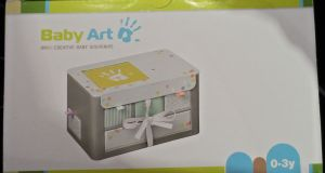 Baby Art Treasure Box 1