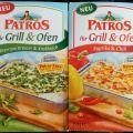 PATROS FÜR GRILL & OFEN 1