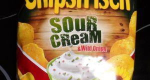 Chipsfrisch Sour Cream & Wild Onion 1