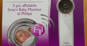 Philips Avent SCD860/26 uGrow Smart-Babyphone 1