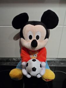Baby Mickey Ballwerfer von Clementoni (3)