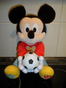 Baby Mickey Ballwerfer von Clementoni (4)