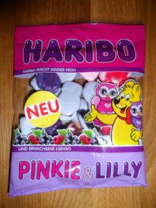 HARIBO Pinkie & Lilly (2)