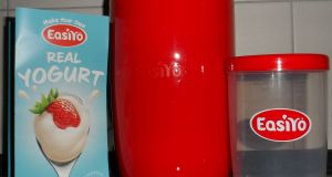 EasiYo Yoghurt Maker im Test 1