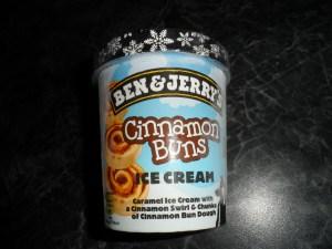 Ben & Jerry`s Cinnamon Buns (5)